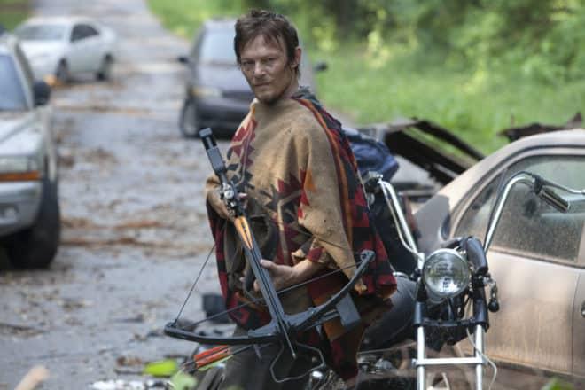 Daryl dans The Walking Dead