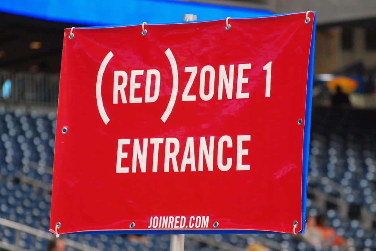 (RED) Zone U2