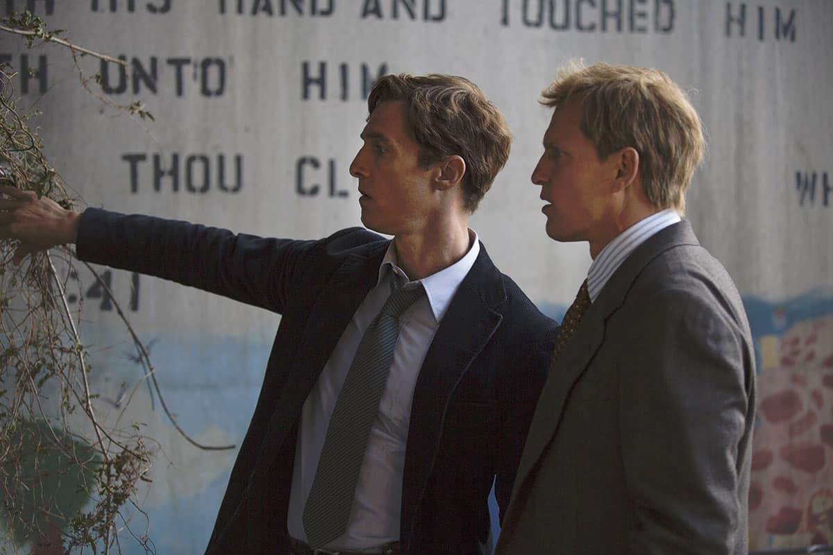 Woody Harrelson et Matthew McConaughey