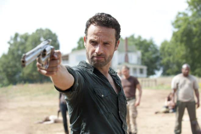 On retrouvera RIck dans The Walking Dead saison 5
