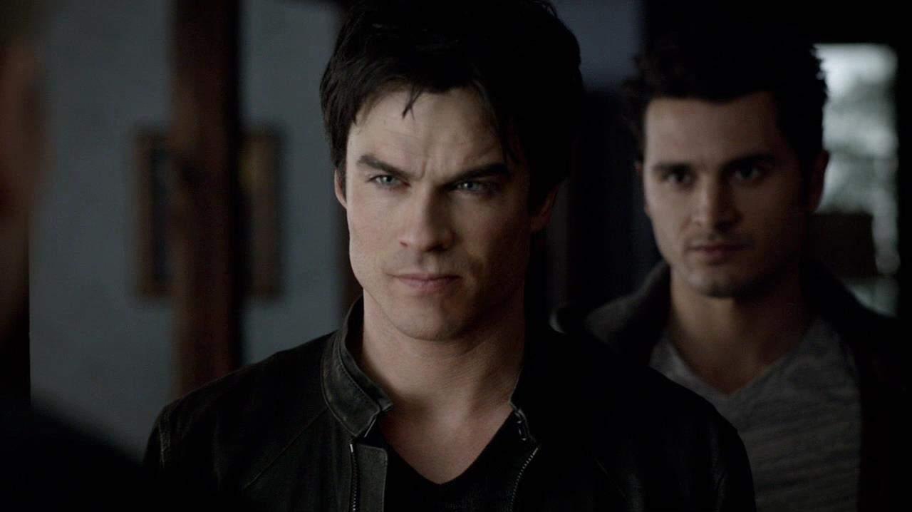 The Vampire Diaries saison 5 : Damon prêt à tout pour ...