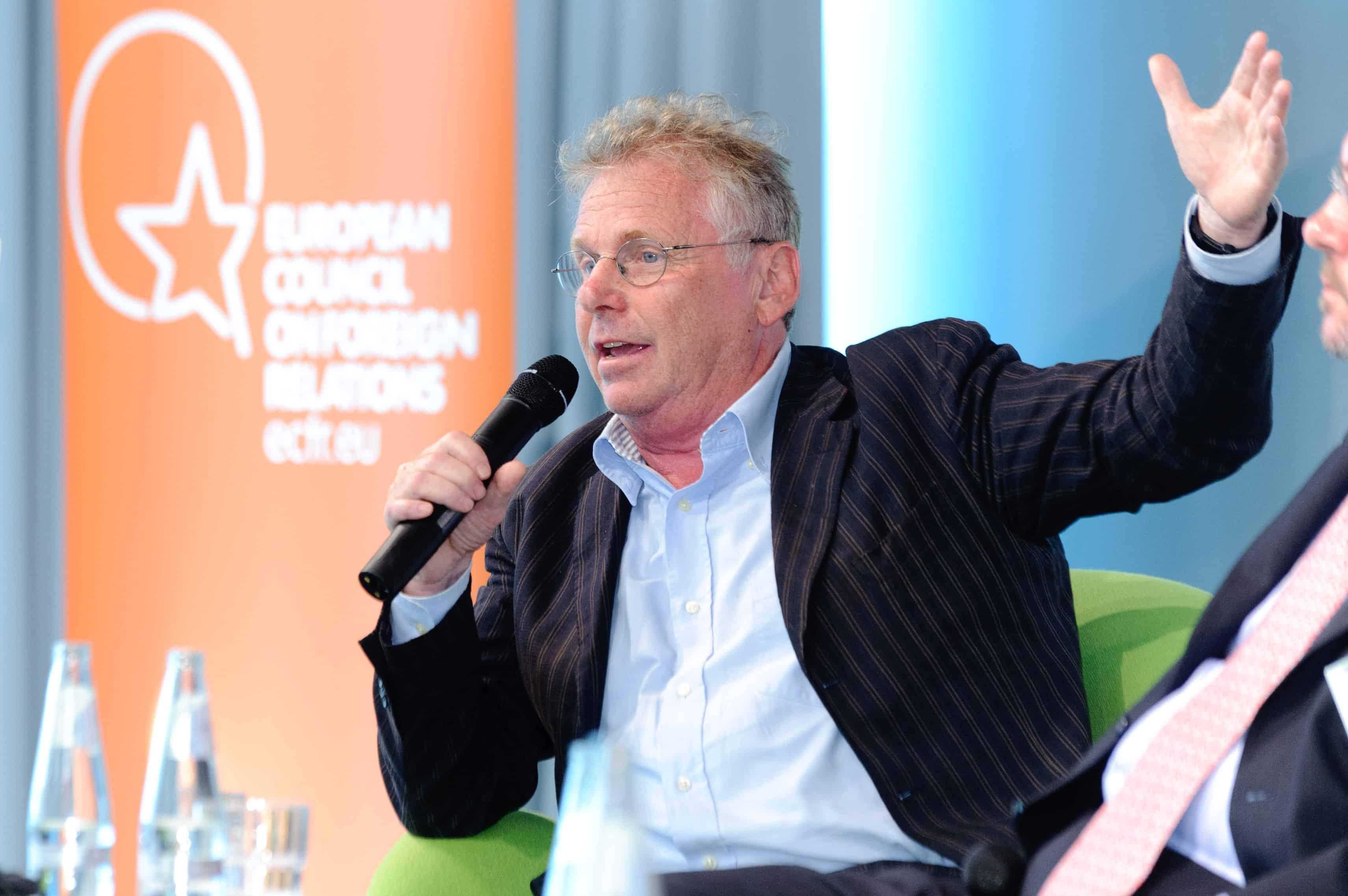 Daniel Cohn-Bendit en 2011