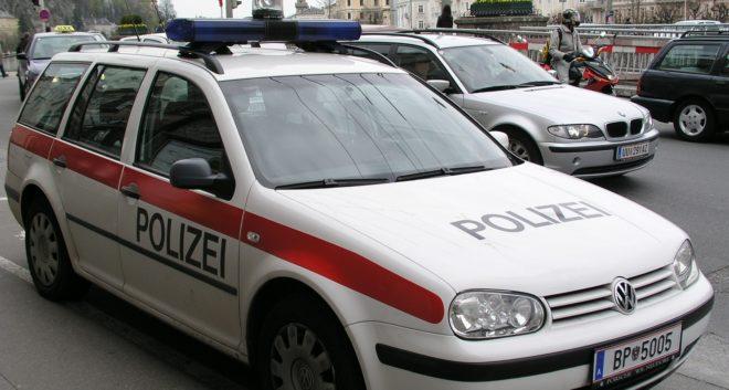 Police autrichienne. Image d'illustration.