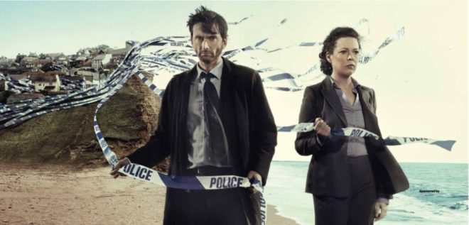 Broadchurch, affiche promotionnelle