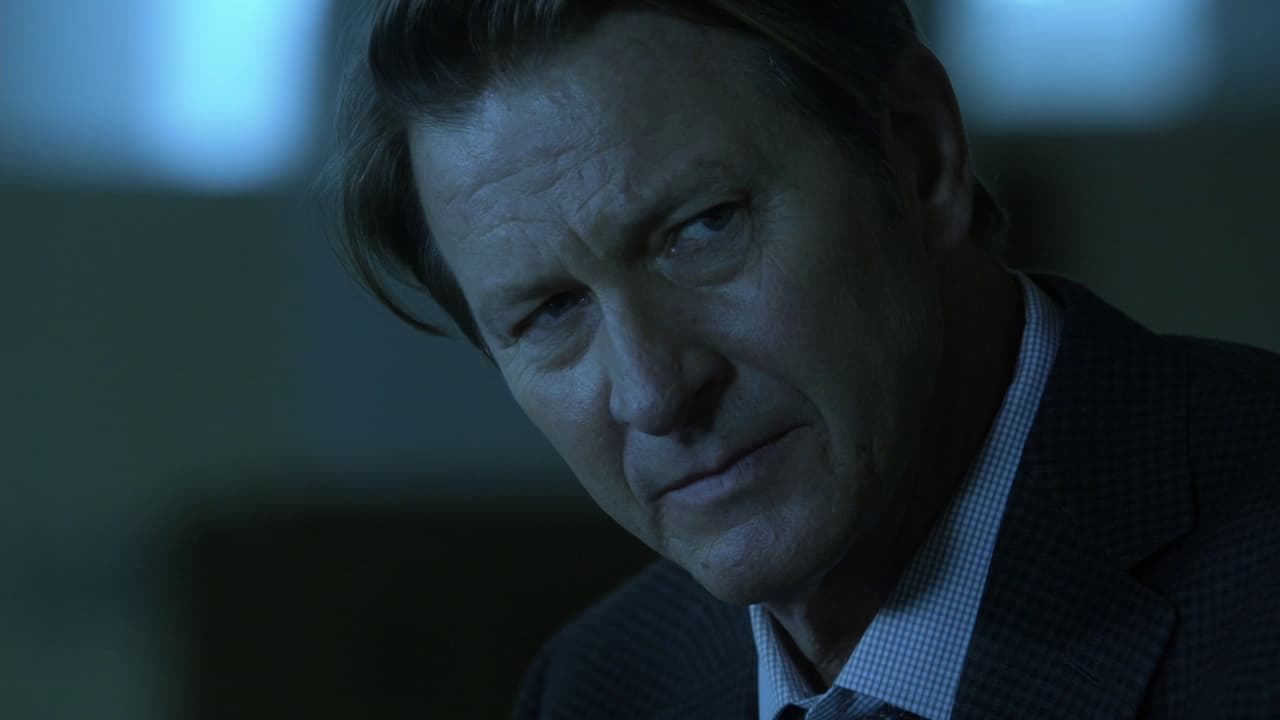 Brett Cullen dans la série Person of Interest