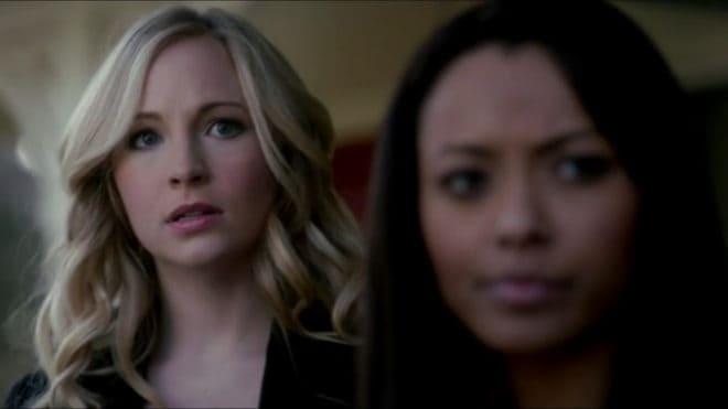 Caroline et Bonnie, The Vampire Diaries