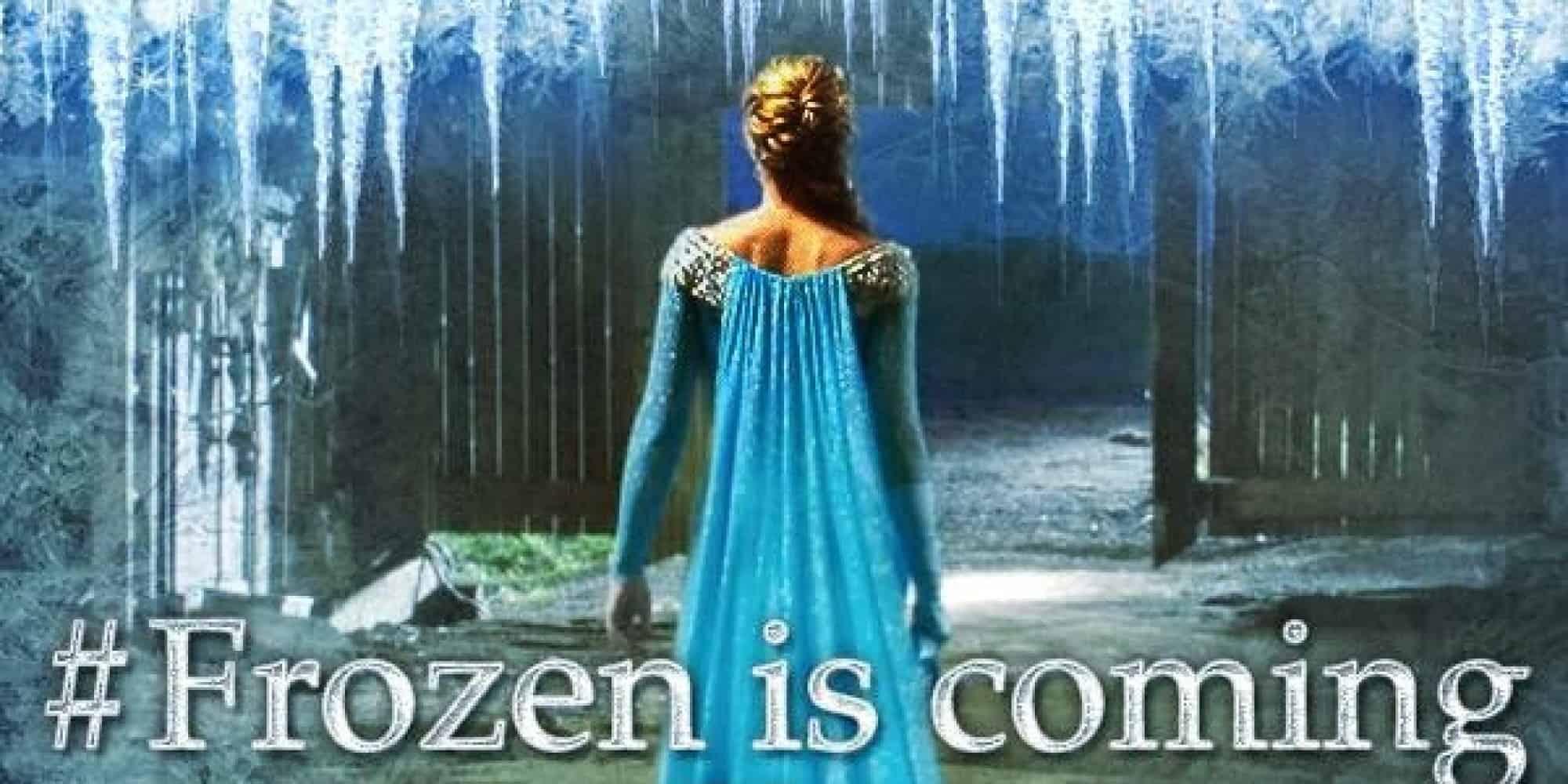 La Reine des Neiges débarque dans Once Upon a Time