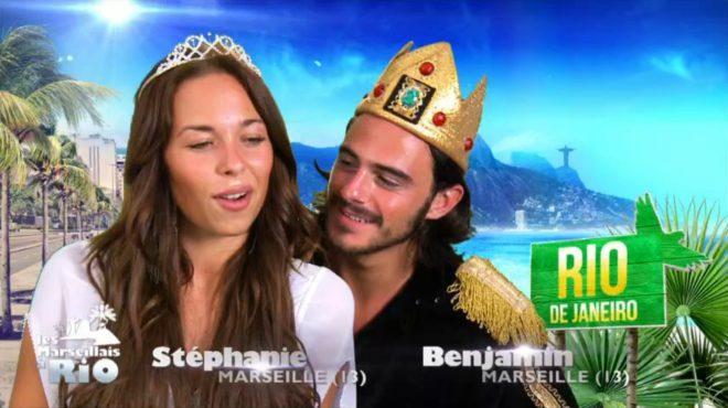 Stéphanie et Benjamin (Les Marseillais à Rio)