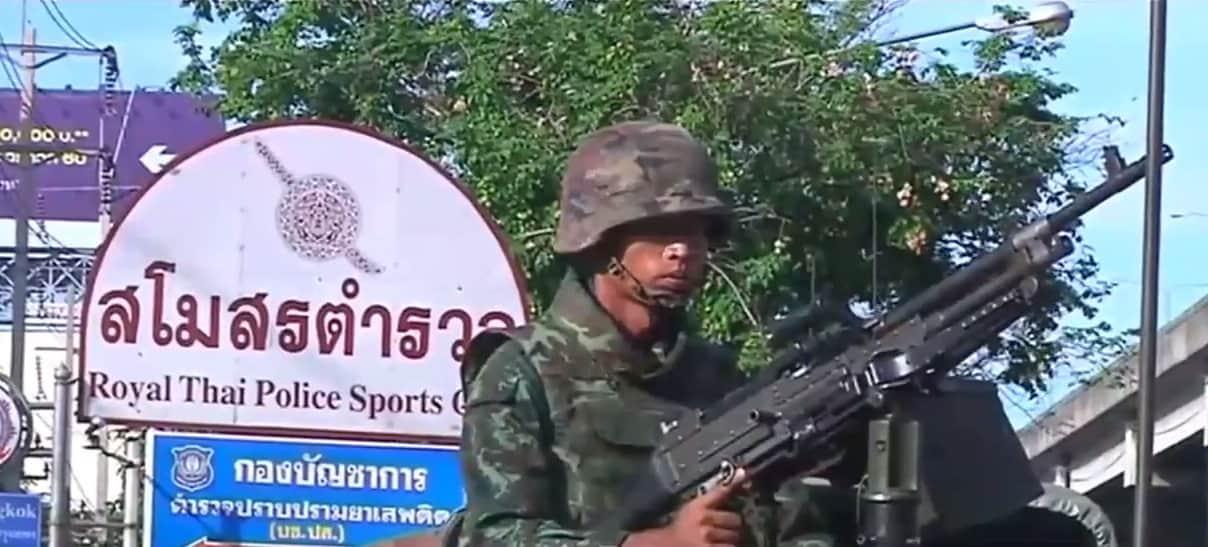 L'armée a pris le pouvoir en Thaïlande. Un nouveau coup d'Etat pour le royaume.