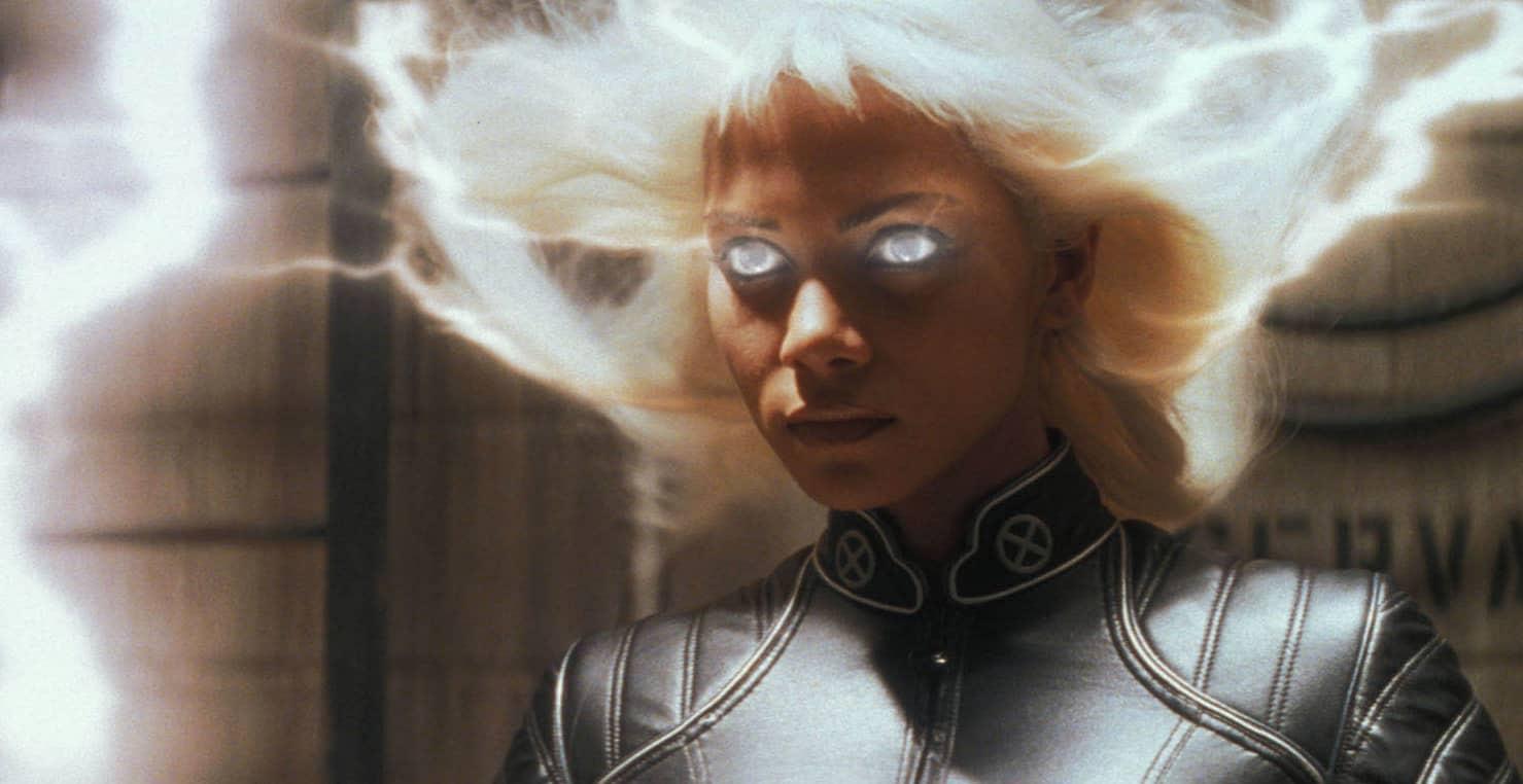 """Halle Berry dans """"X-Men"""""""