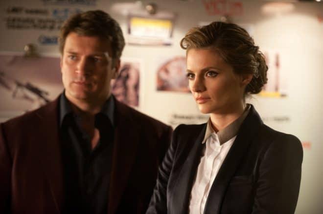 Castle et Beckett