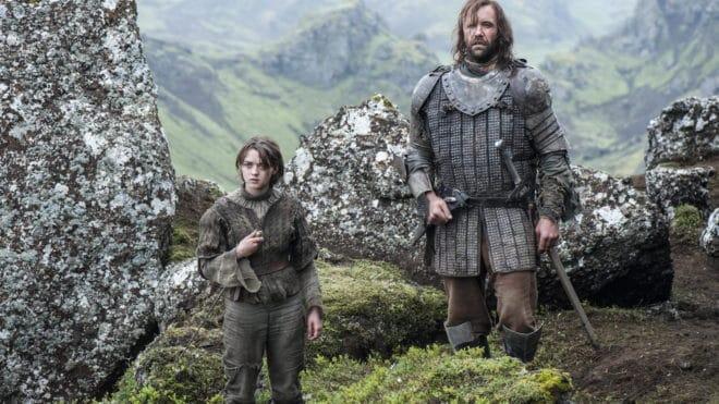 Une photo du dernier épisode de Game of Thrones saison 4