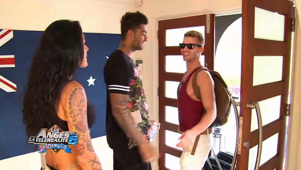 les anges 6 pisode 69 beno t du mag d barque sydney. Black Bedroom Furniture Sets. Home Design Ideas