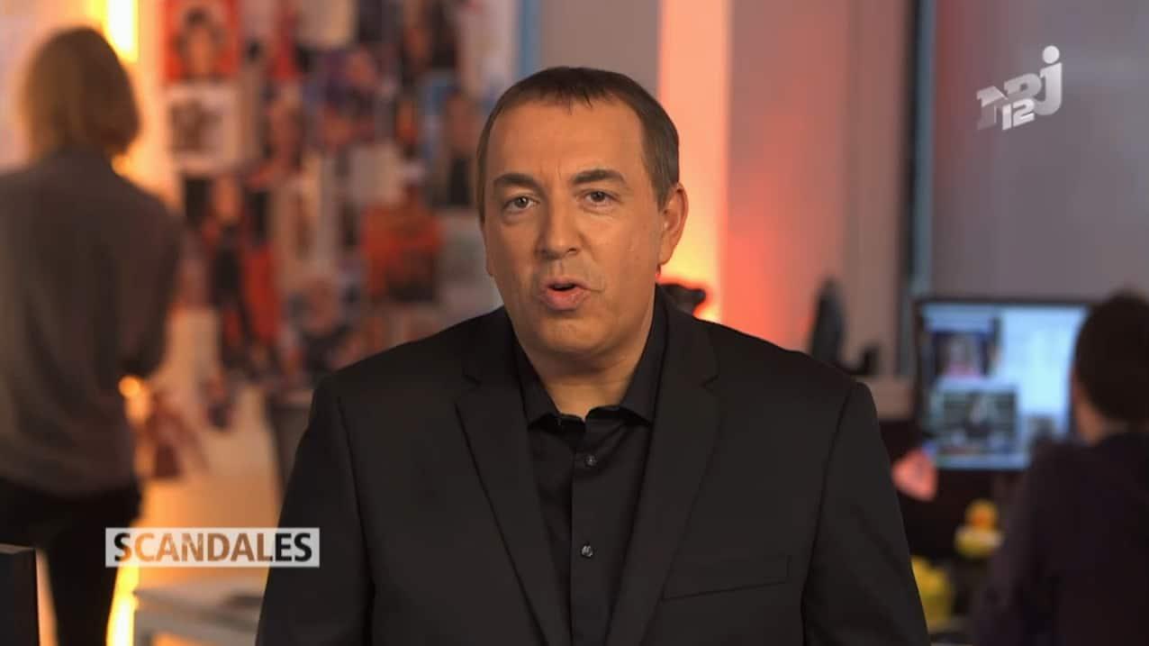 """Jean-Marc Morandini, présentateur de """"Scandales"""" sur NRJ12."""