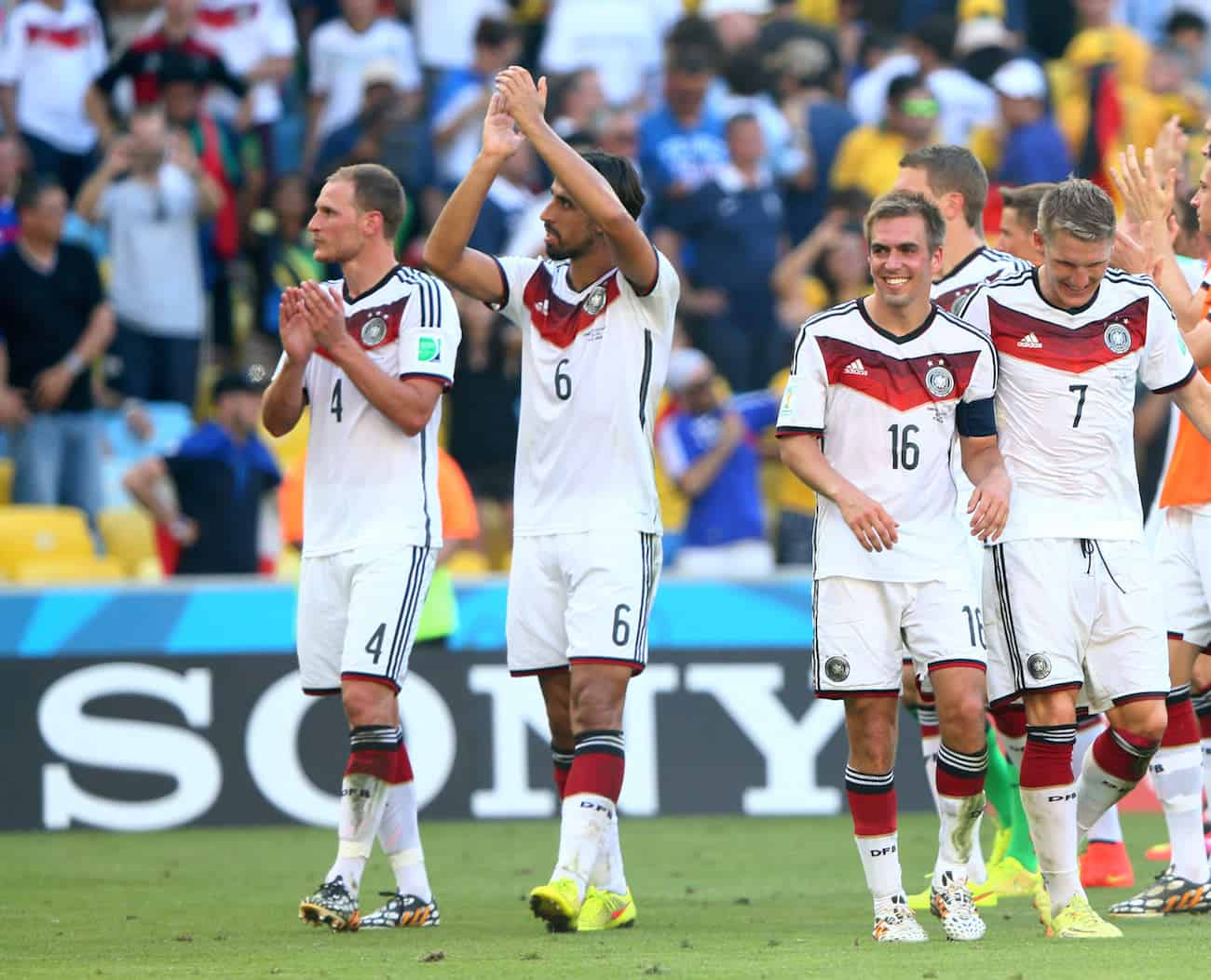 Coupe du monde 2014 r sultat allemagne argentine 1 0 ap l 39 allemagne sur le toit du monde - Equipe argentine coupe du monde 2014 ...
