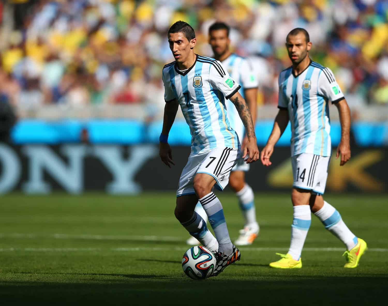 Coupe du monde 2014 r sultat argentine belgique 1 0 higuain qualifie l 39 albiceleste - Equipe argentine coupe du monde 2014 ...