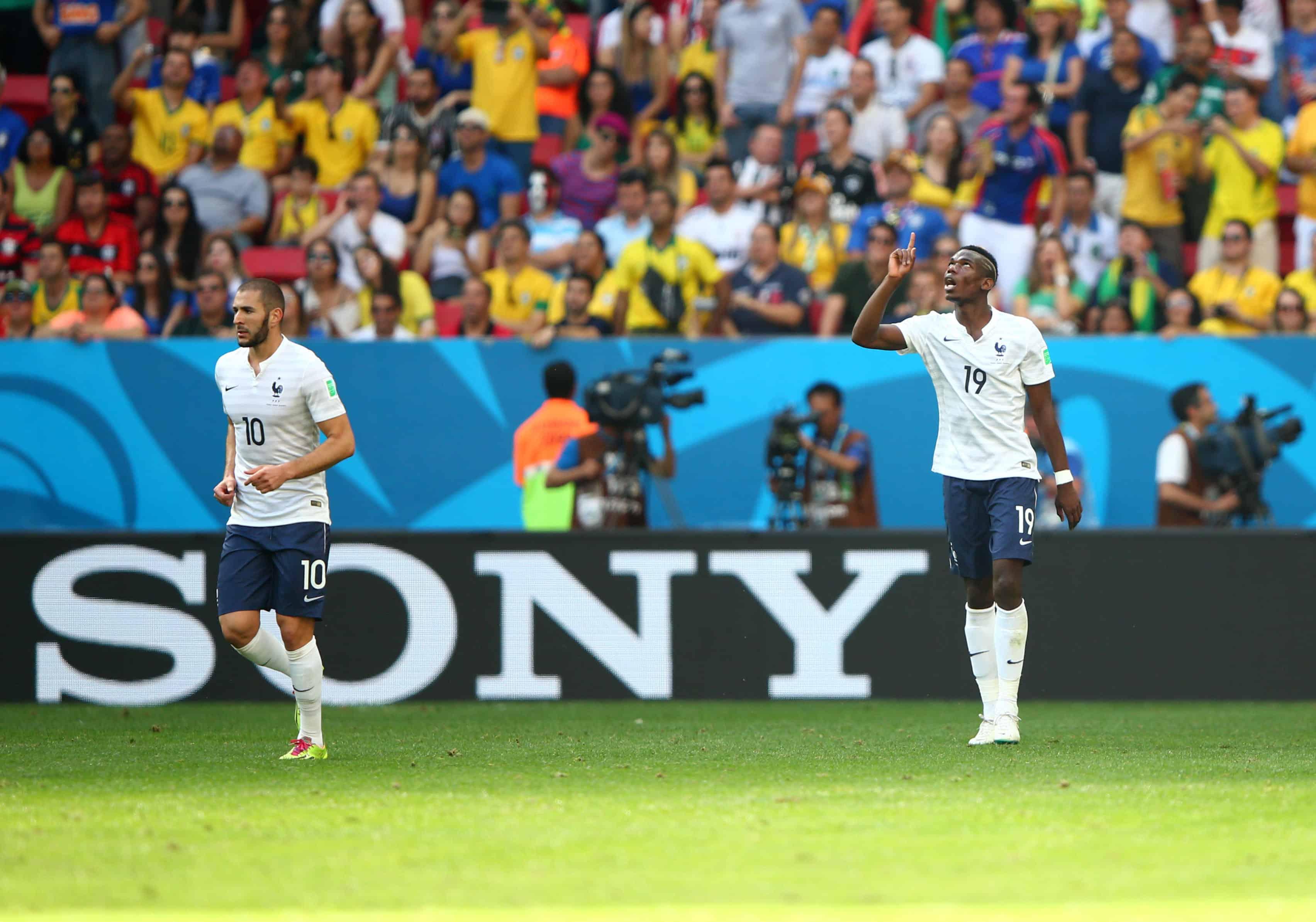 Coupe du monde 2014 r sultat france allemagne 0 1 la france s 39 incline en luttant jusqu 39 - Resultat coupe du monde foot 2014 ...