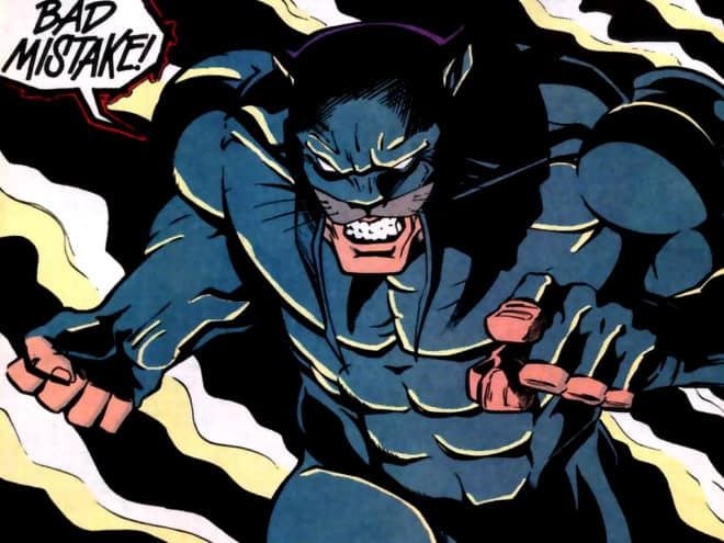 Wildcat, super-héros de DC Comics