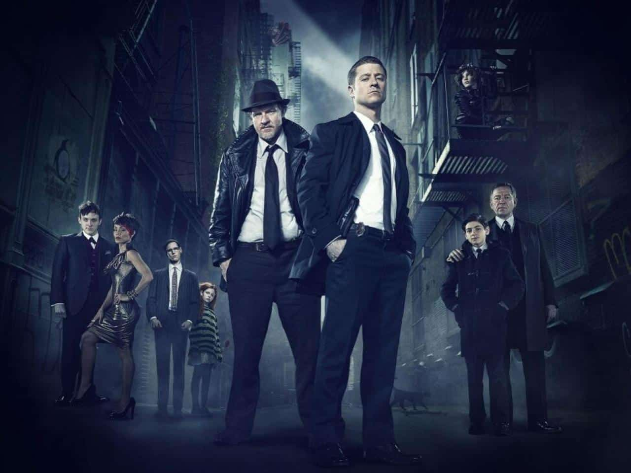 Gotham, poster promotionnel