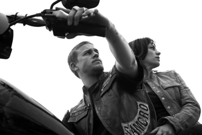 Jax et Tara, le couple mythique de Sons of Anarchy