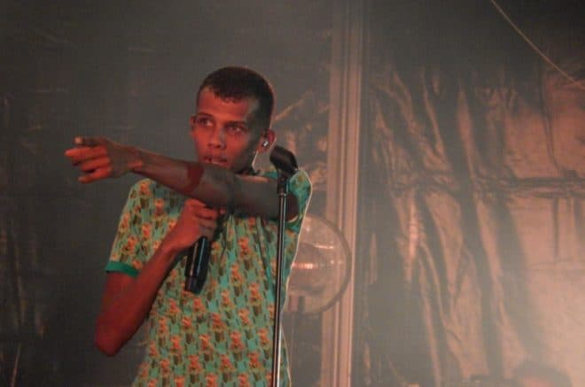 Stromae aux Francofolies 2014