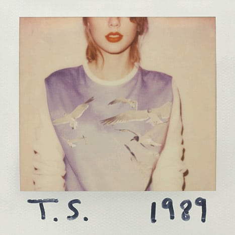 Taylor Swift dévoile son nouvel album, 1989