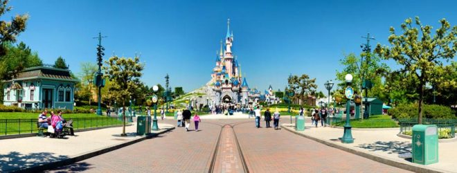 Le parc Disneyland Paris