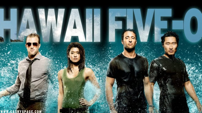 Hawaii 5-0, affiche promotionnelle