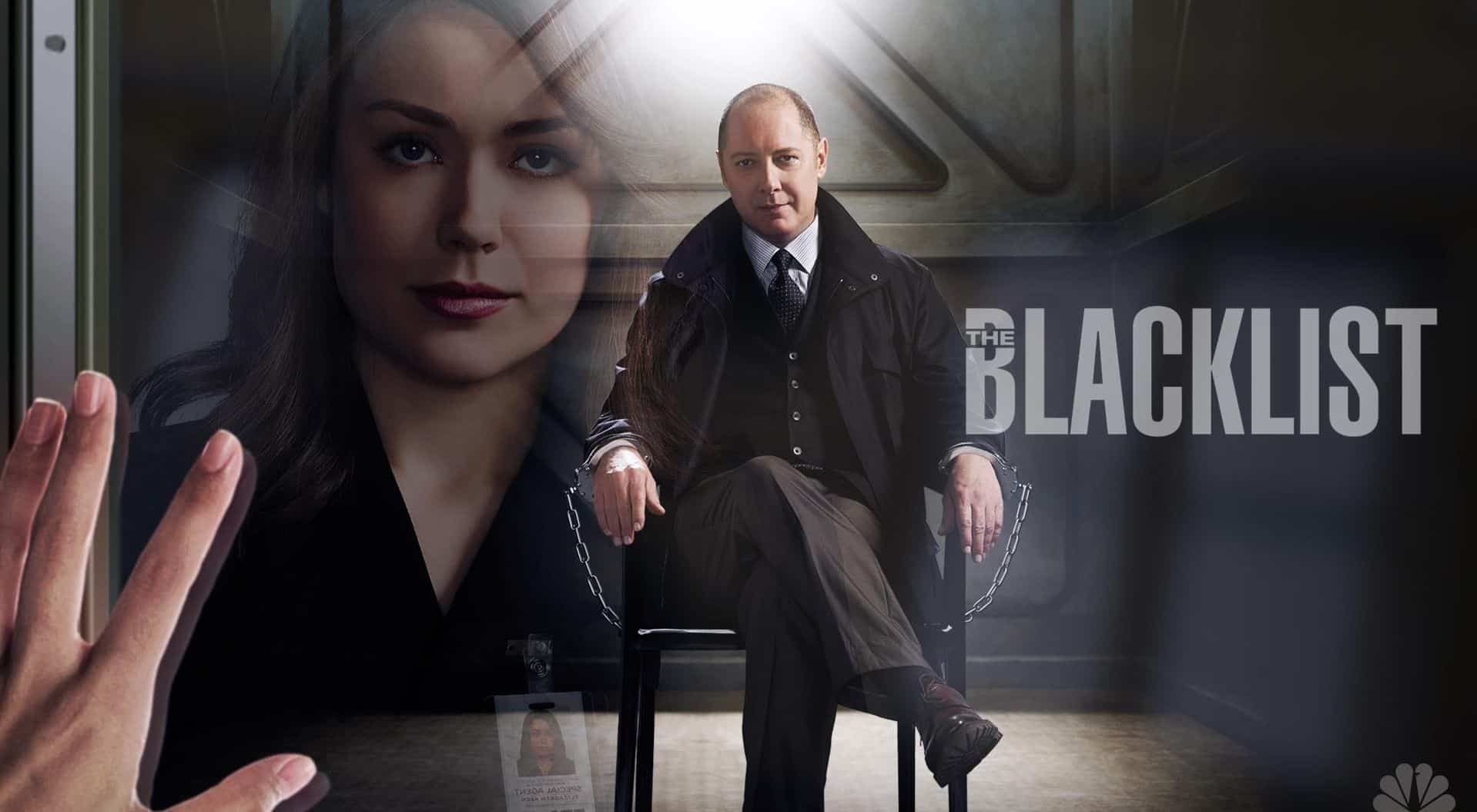 The Blacklist, affiche promotionnelle