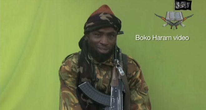 Abubakar Shekau, le chef de Boko Haram
