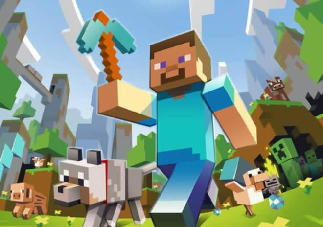Minecraft officiellement une licence Microsoft