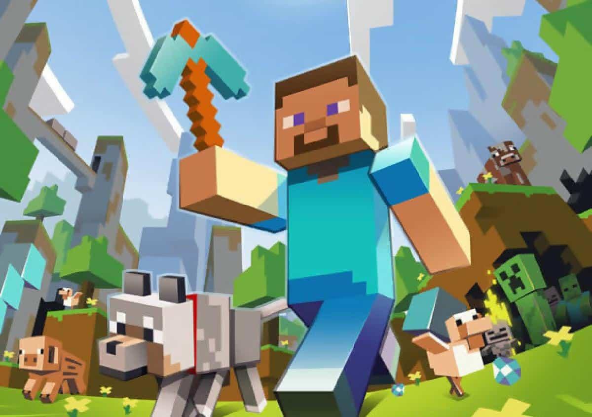 Minecraft officiellement une licence Microsoft