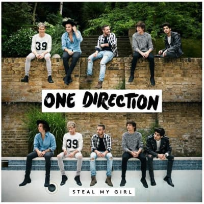 "La pochette du single ""Steal My Girl"" des One Direction"