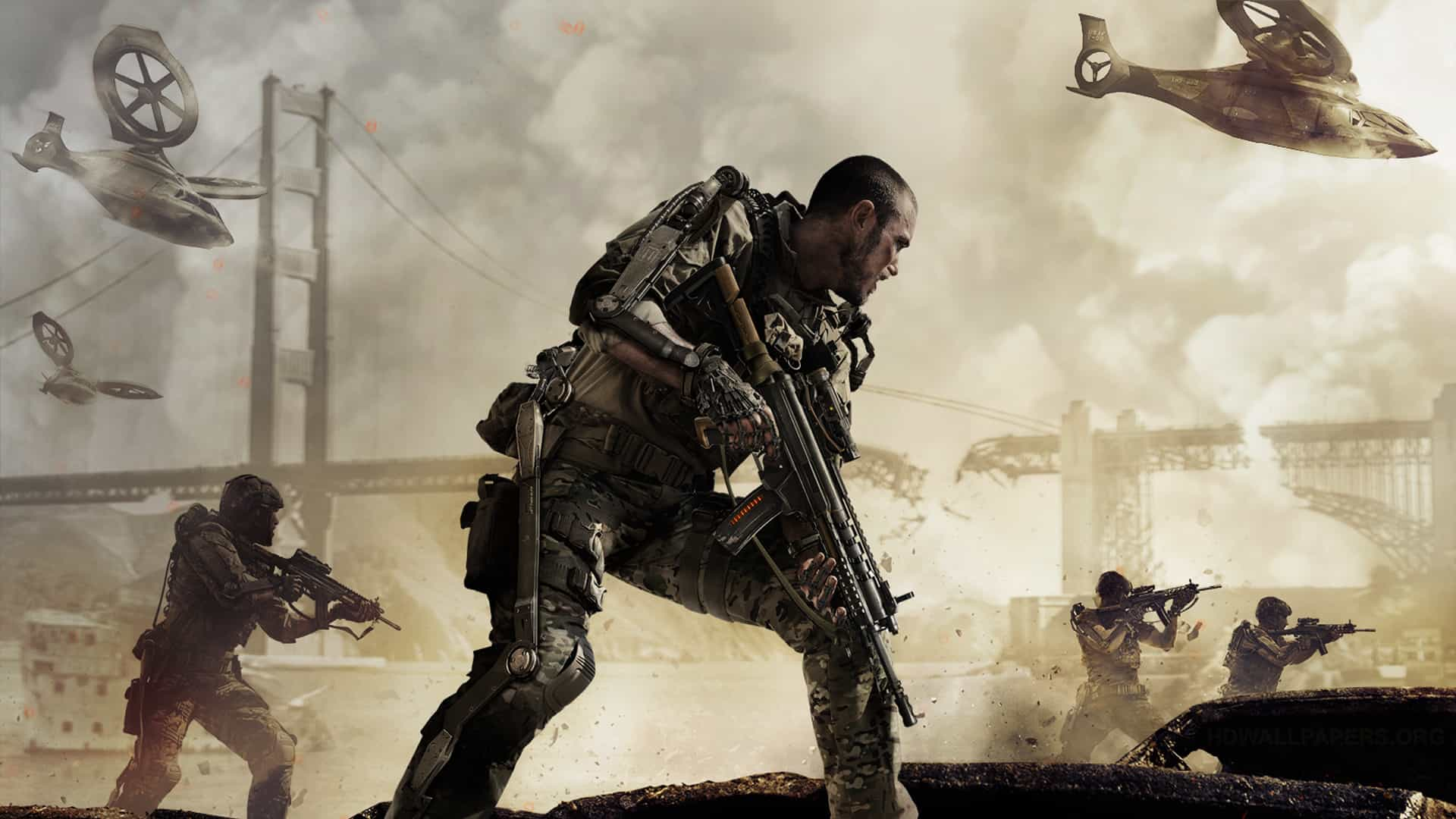 Call of Duty Advanced Warfare sortira le 3 novembre