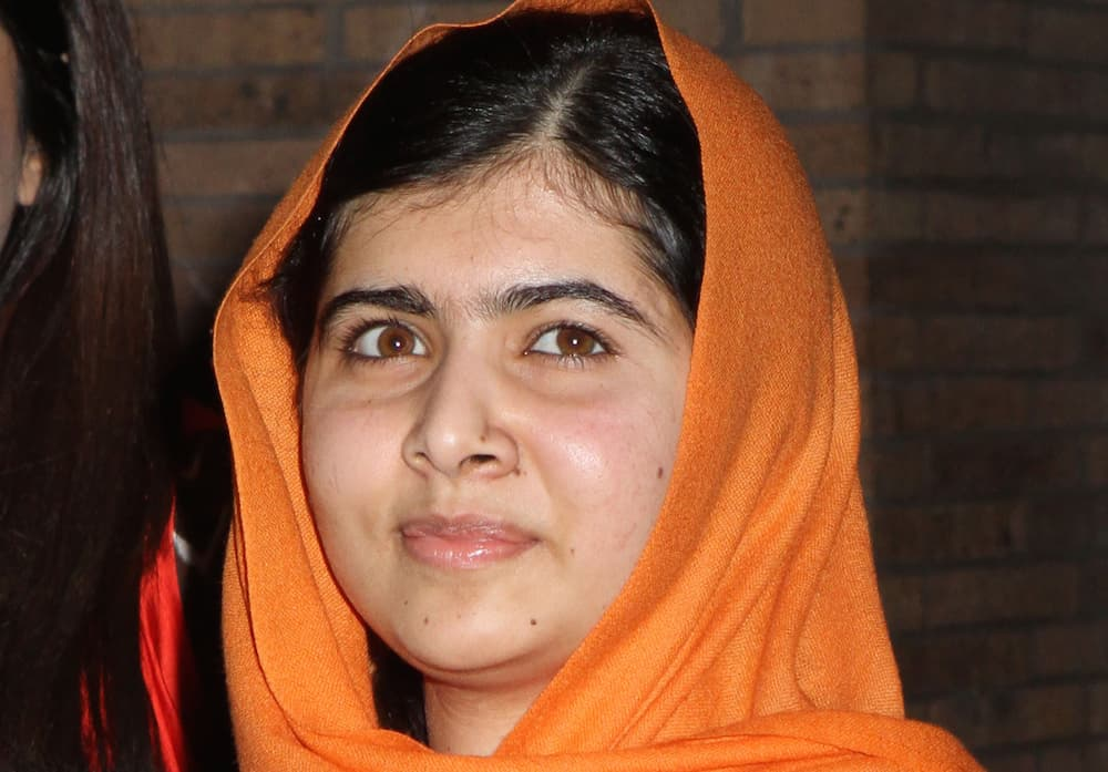le prix nobel de la paix malala yousafzai et kailash satyarthi. Black Bedroom Furniture Sets. Home Design Ideas