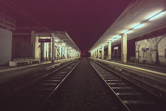 Photo d'illustration. Une gare.