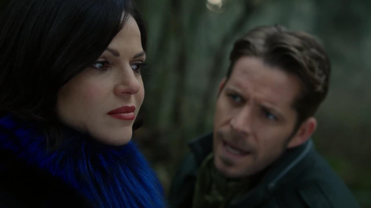 Regina et Robin, Once Upon a Time