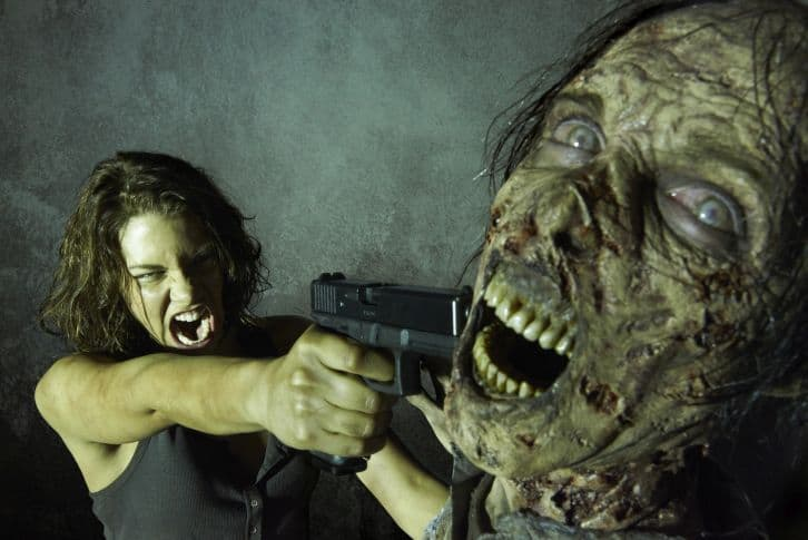 The Walking Dead, poster promotionnel