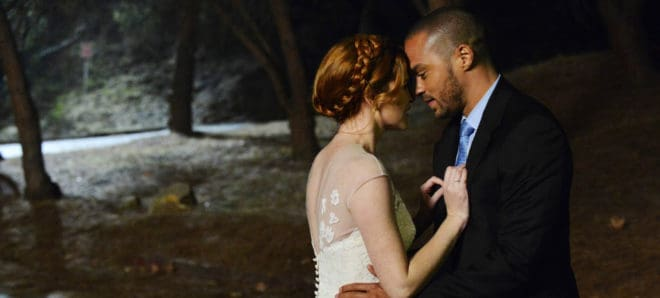 April et Jackson, Grey's Anatomy