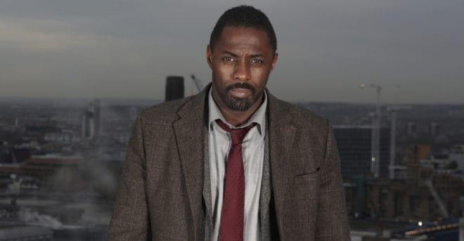 Idris Elba dans la série anglaise, Luther