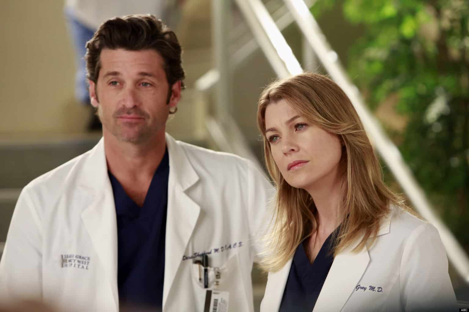 Derek et Meredith, Grey's Anatomy