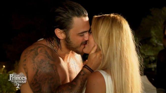 premier baiser Christian Dating