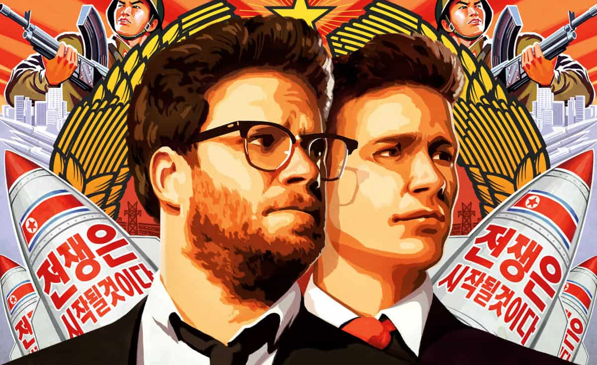 James Franco et Seth Rogen dans L'Interview qui Tue