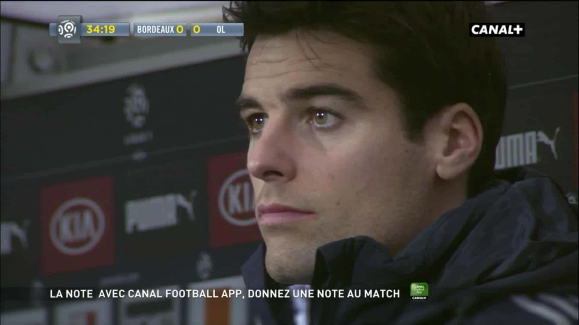 Yoann Gourcuff réussit des exploits sportifs, mais pas dans le football…