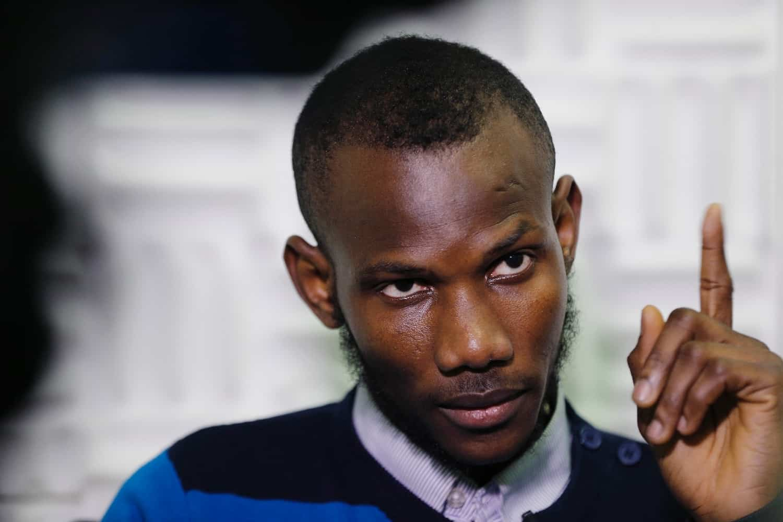 Lassana Bathily le 9 janvier 2015 à Paris
