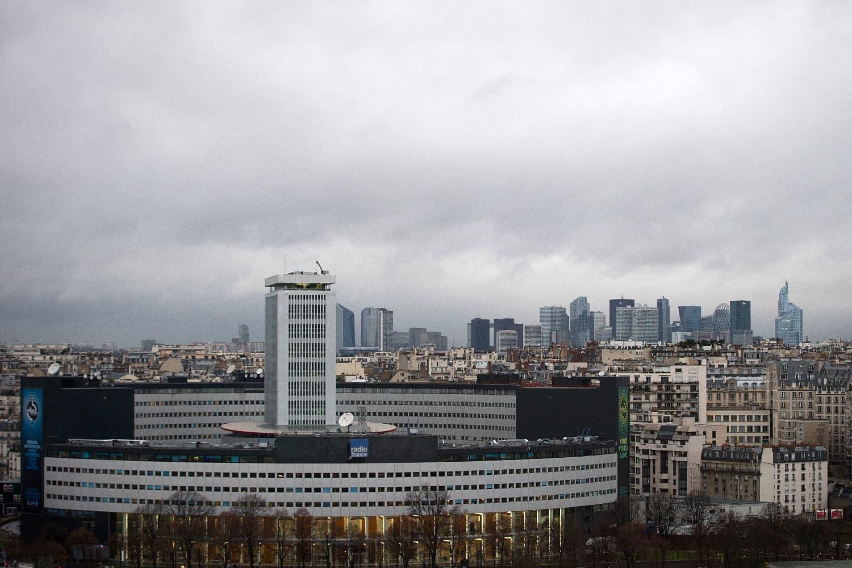 La Maison de la Radio à Paris, siège de Radio France