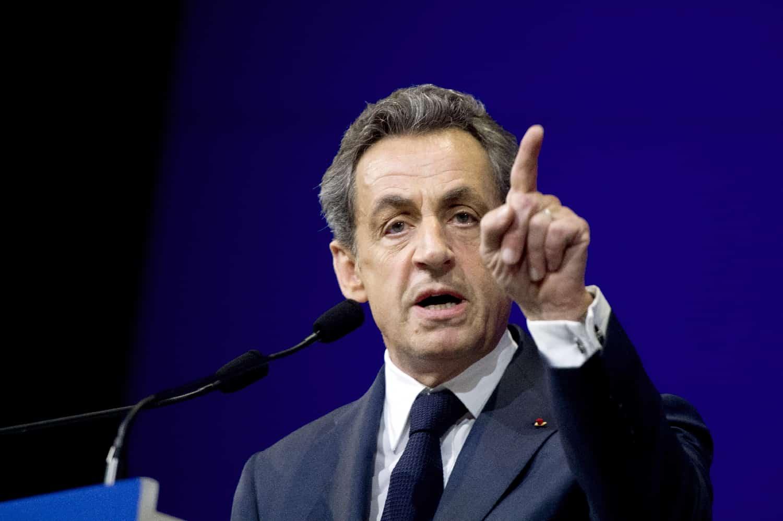 Nicolas Sarkozy le 7 février 2015 à Paris