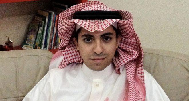 Photo de Raef Badaoui prise en 2012 et diffusée le 16 janvier 2015 par sa famille