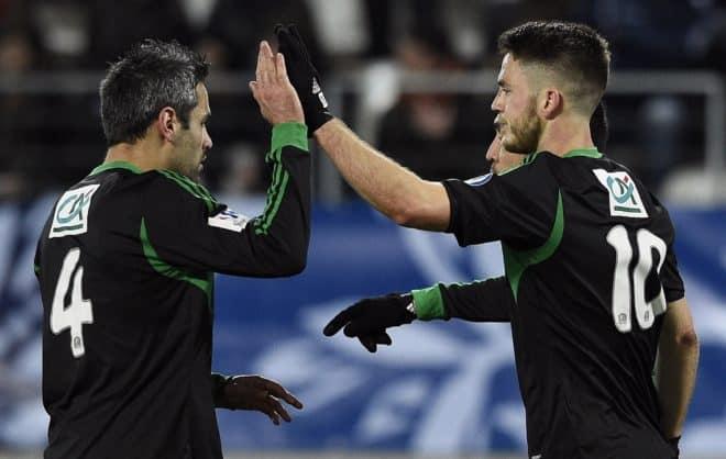 Coupe de france saint etienne vainqueur les 8e de finale continuent - Coupe de france saint etienne ...