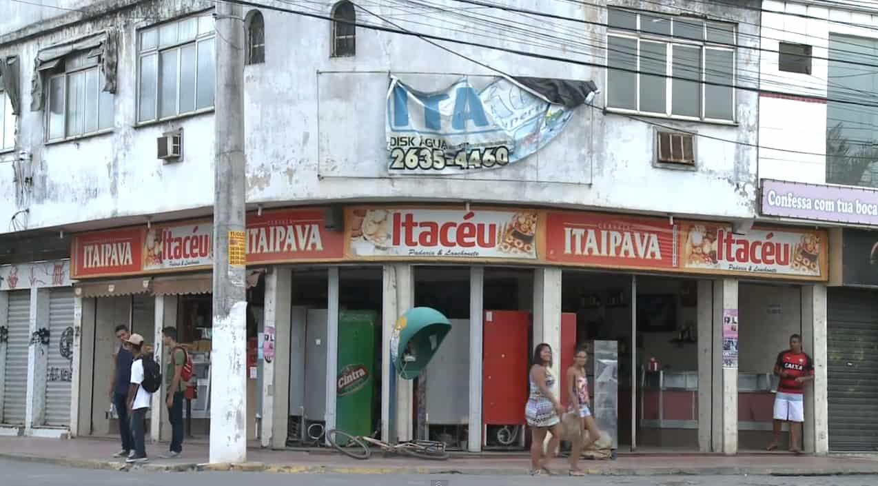 Ville d'Itaborai (Brésil)